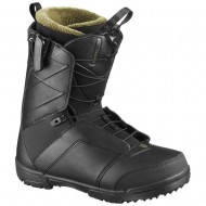 SALOMON FACTION BLACK 18/19
