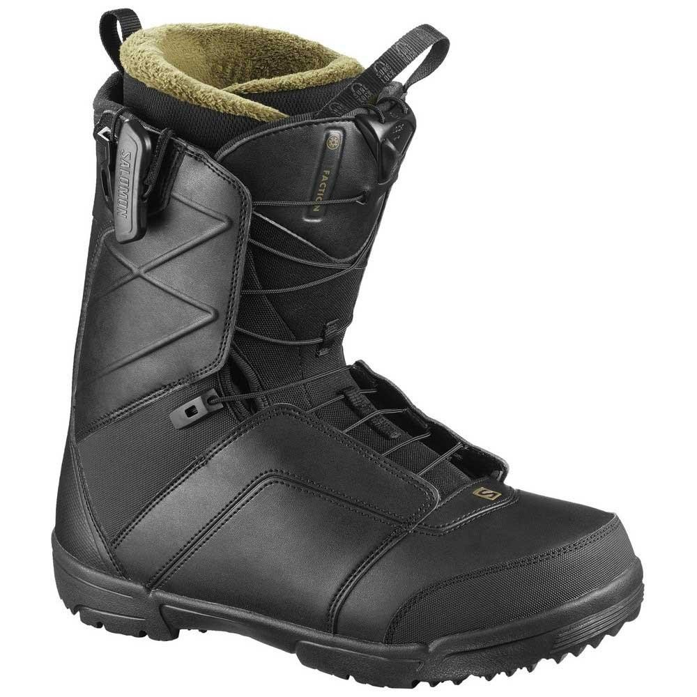 SALOMON FACTION BLACK 2019 Outletski