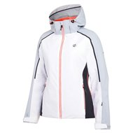 COMITY JACKET WHITE ARGENT
